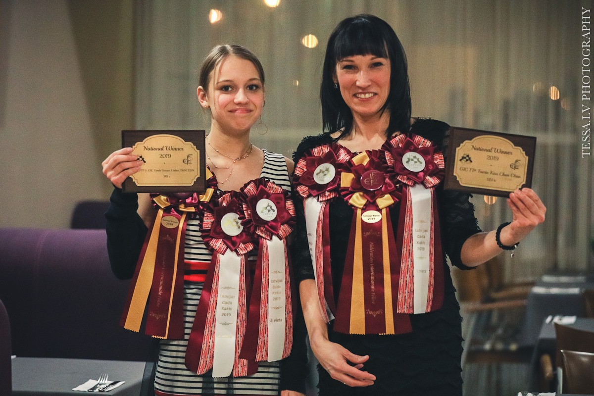 "Results of competition ""Cat Of The Year in Latvia 2019"""